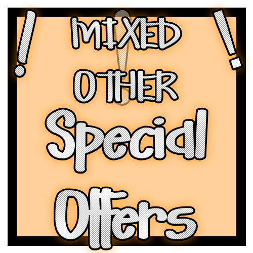 Mixed / Other Clearance & Specials